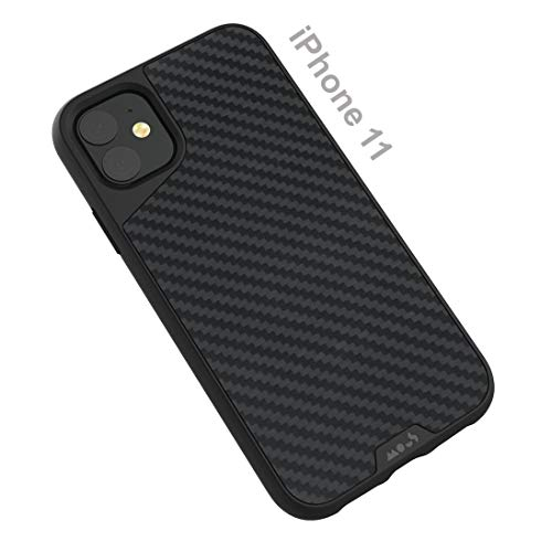 MOUS - Protective Case for iPhone 11 - Limitless 3.0 - Aramid Fiber - No Screen Protector