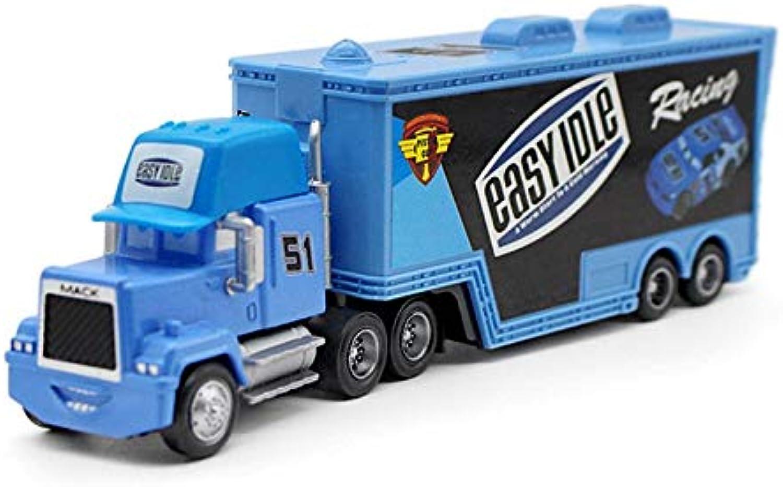 Disney Disney Pixar Cars est 27 Styles Lightning McQueen Mack Truck 1 55 Diecast Metal Alloy and Plastic Toys Car Gifts for Kids No.51