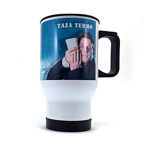 DKORA-T - Taza Termo Personalizada con Fotos