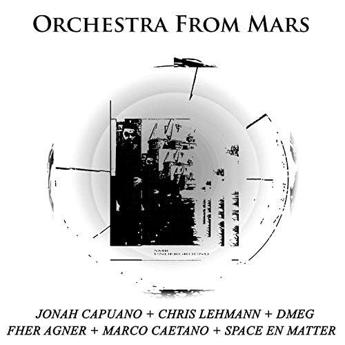 Jonah Capuano, Chris Lehmann, Marco Caetano, Fher Agner, Dmeg & Space En Matter