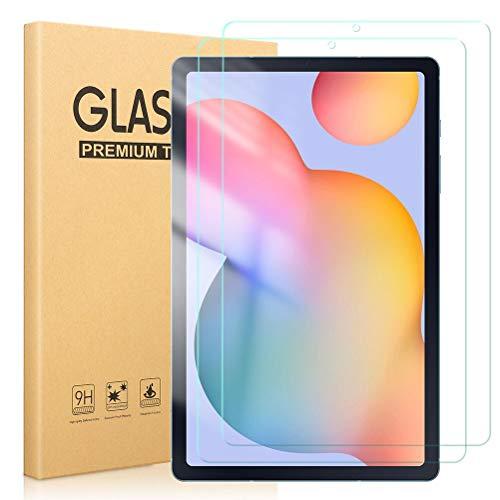 Pnakqil [2 Piezas] Protector de Para Pantalla Samsung Galaxy Tab S6 Lite...
