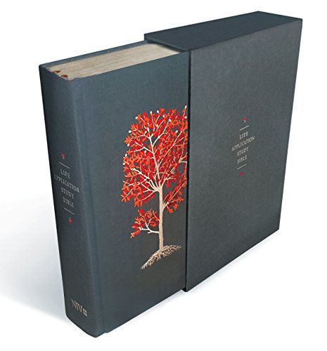 Compare Textbook Prices for NIV Life Application Study Bible, Second Edition Hardcover Cloth Deluxe Edition ISBN 9781496429612 by Tyndale