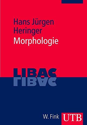 Morphologie (LIBAC, Band 3204)