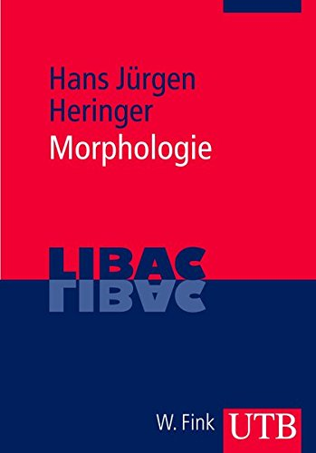 Morphologie (LIBAC, Band 3204)