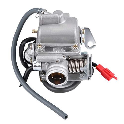 Carburador - Carburador de carburador de repuesto para 4 tiempos GY6 110cc 125CC 150CC ATV Go Karts Scooters