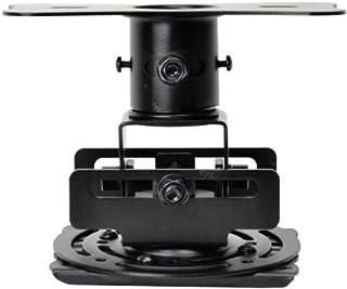 OPTOMA TECHNOLOGY OCM818B-RU Low Profile Universal Ceiling Mount Projector Accessory,Black