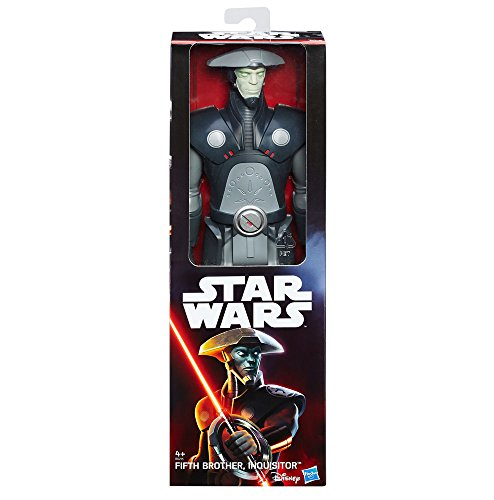 Star Wars–Juguetes–-Star Wars Figuras Fifth Brother Inquisitor 30cm