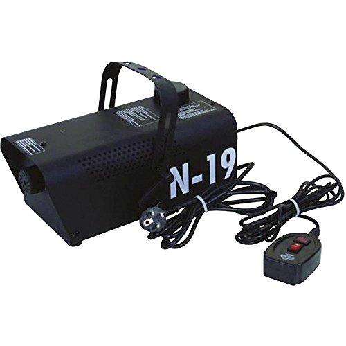 Eurolite N-19 Nebelmaschine inkl. Kabelfernbedienung