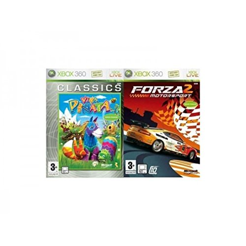 Viva Pinata Forza Motorsport 2 Bundle (Xbox 360) [UK IMPORT] [video game]