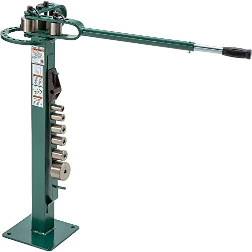 Grizzly Industrial H3184 - Compact Bender System - Floor Model