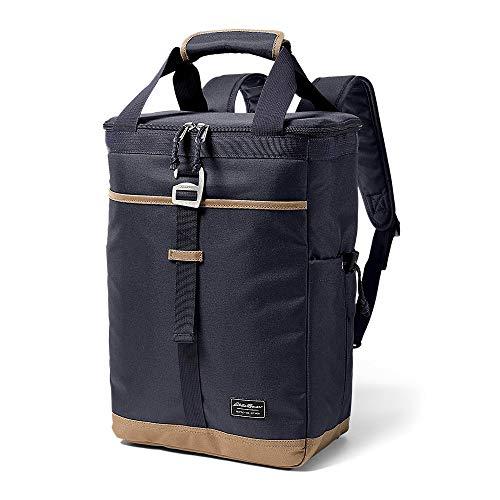 Eddie Bauer Unisex-Adult Bygone Backpack Cooler, Med Indigo Regular ONESZE