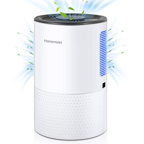 Homemaxs Dehumidifier 2000ml,¡¾2020 Newest¡¿ Portable Dehumidifier 2...