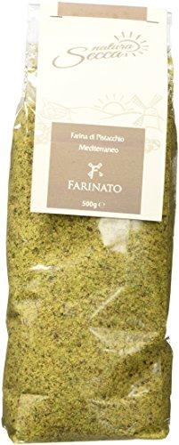 Farinato Farina di Pistacchi - Natura Secca, 500 Grammi