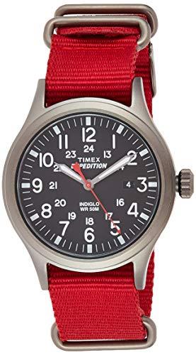 Timex mit Nylon Armband TW4B045009J