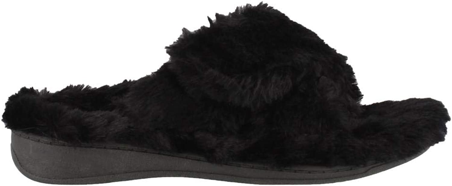 Vionic Women's Relax Slipper in Black
