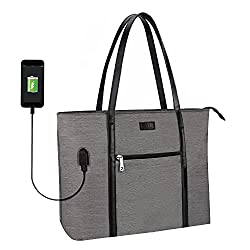 Best Teacher Tote Bags Reviews - TANTO Laptop Tote Bag