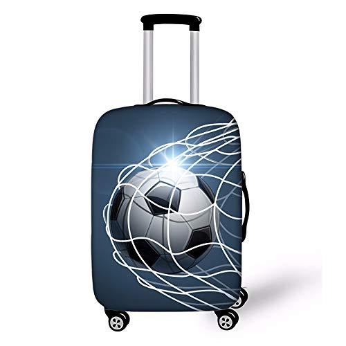 Gjcjy Maleta de Viaje de fútbol Funda Protectora Maleta de