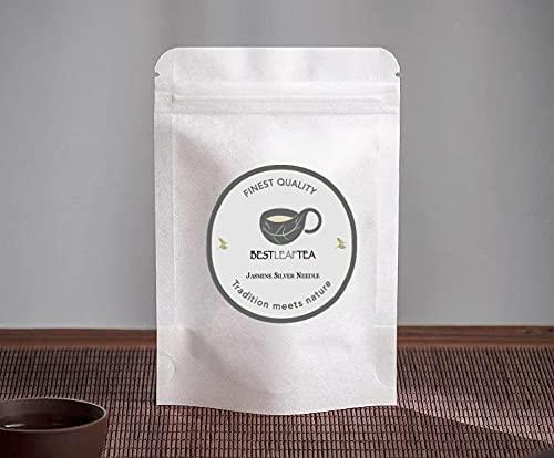 Jasmine New mail Max 65% OFF order Silver Needle 7.5oz Tea White
