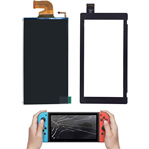 Pantalla LCD y Reemplazo de Pantalla Táctil Digitalizador para Nintendo Switch HAC - 001 (Not for a New Nintendo Switch)