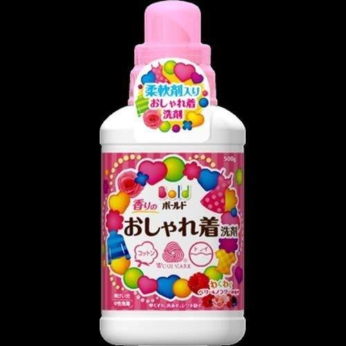 P&G(ピーアンドジー)『ボールド 香りのおしゃれ着洗剤』