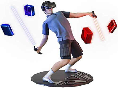 XPACK VR Mat 35 Round Anti Fatigue Mat Virtual Reality Matt Helps Determine Direction and Position product image