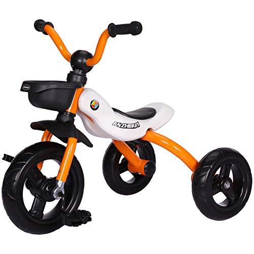 WYX-Trike Kinder Dreirad Baby Bike 2-5 Jahre Alt Baby Dreirad Geeignet Für Höhe 88-118CM Baby Car Für Kinder,a