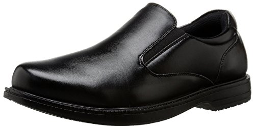 Deer Stags Mens King Slip-On Dress Shoe (Wide Available)