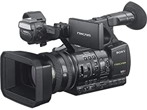 Sony HXRNX5R Full-HD Compact Camcorder 3CMOS with Latest Technology, 3in, Black (Renewed)