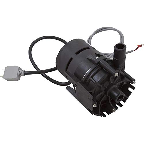 Dimension One Spas 01512-320E Hot Tub E10 Circulation Pump 230 Volts with Built-in Flow Switch