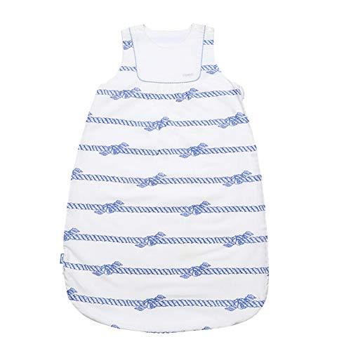 Sommer Baby Schlafsack / 0.5tog Kinder Weste Leinen Baumwolle Schlafsack Zwei-Wege-reißverschluss Ärmellos Schlafsack Pyjama (geeignet Für Größe 33,5 * 27,6 Zoll)