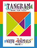 Tangram Book for Kids with Animals Volume 1