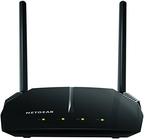 NETGEAR WiFi Router (R6120) - AC1200 Dual Band Wireless Speed (up to 1200 Mbps) | Up to 1200 sq ft...