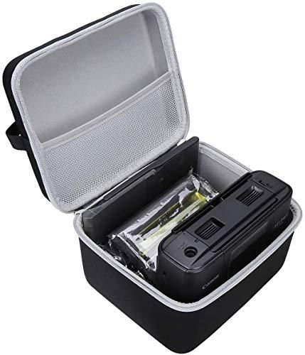Aproca Hart Schutz Hülle Reise Tragen Etui Tasche für Canon Selphy CP1200 / CP1300 WLAN Foto-Drucker