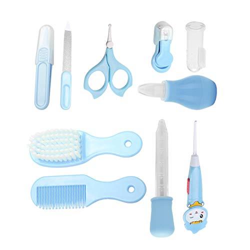 Herramientas para el cuidado de la salud del bebé Material de alta calidad, los productos para el cuidado del bebé satisfacen todo tipo de necesidades,(blue)