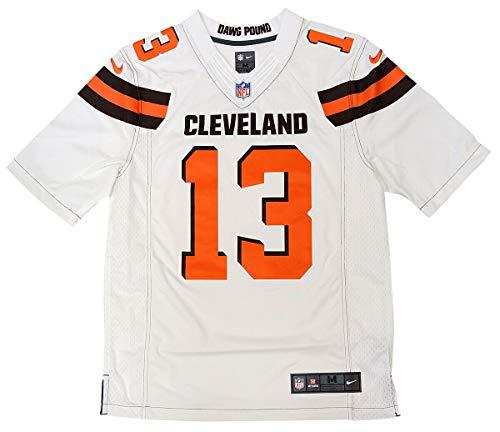 Nike Cleveland Browns Odell Beckham Jr. Mens NFL Limited Jersey (White, XX-Large)