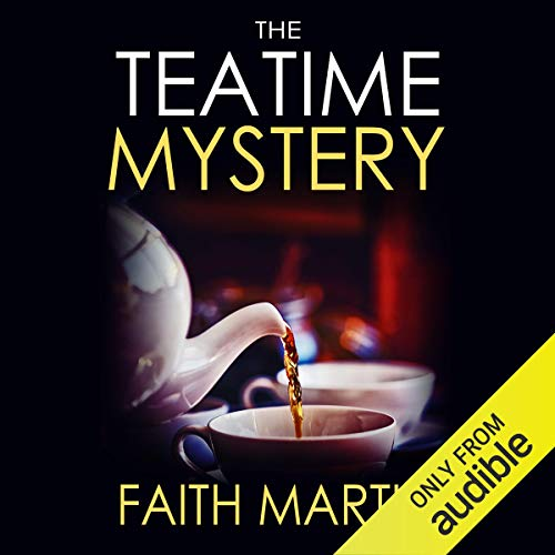 The Teatime Mystery cover art