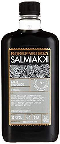 Koskenkorva Vodka Salmiakki Salty Liquorice 32% - 500 ml