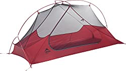 1 person backpacking tent MSR FreeLite 1 Tent