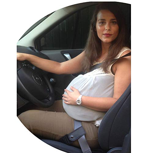 Cinturón para Embarazada de Seguridad en el Coche que protege al Bebé y la Mamá evitando el riesgo de Aborto | 100% Garantía y Envío Gratuito