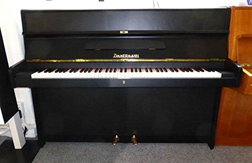 Piano Marca carpintero–Negro Mate