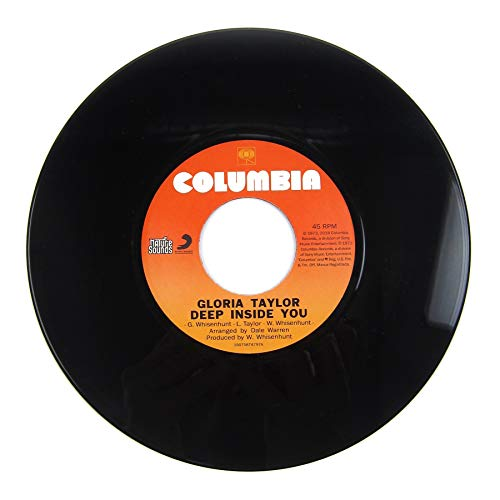 Gloria Ann Taylor: Deep Inside You / World That's Not Real Vinyl 7' (Record Store Day)