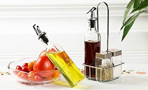 Cocina Estante Rack Holder Condiment Bottle Set De 5 120 * 110...