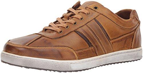 Kenneth Cole REACTION Men s Sprinter Sneaker  Tan  11.5