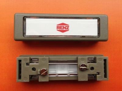 RENZ Kombitaster Lira 75x22mm grau RENZ Nummer 97-9-85110