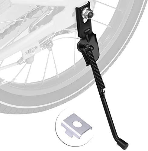 CYFIE Fahrradständer mit Polster, Fahrradständer für Kinder, Fahrradständer aus Stahl, 12 in