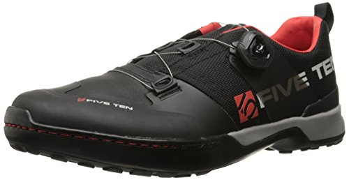 Five Ten Men's Kestrel Cycling Shoe, Team Black, 5.5 M US