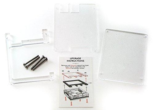 C4Labs Zebra Case Extender–Raspberry Pi B + und 2B