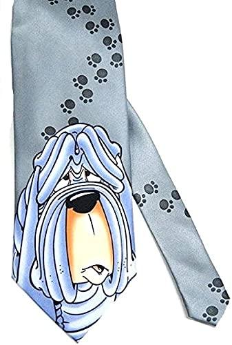 Avenue of the Stars Cravate officielle DOG TRACE DE PATTES PILLE Hanna-Barbera