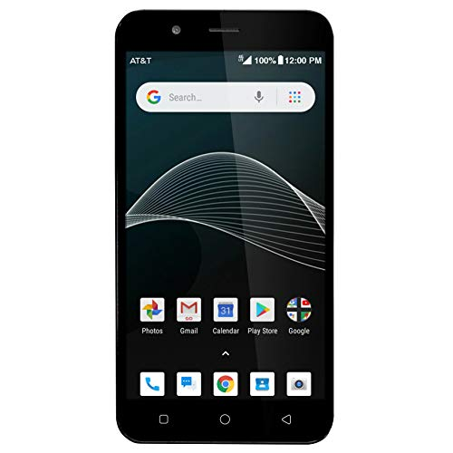 Prepaid At&T Axia 4G LTE 16GB Android 8.1 LCD 5.5'