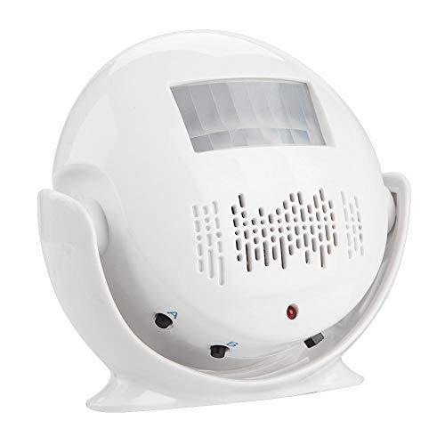 Infrarood Welkom Alarm Intelligente welkom deurbel lichaam inductie & Direction Recognition Welkom deurbel multifunctionele draadloze deurbel Body Induction